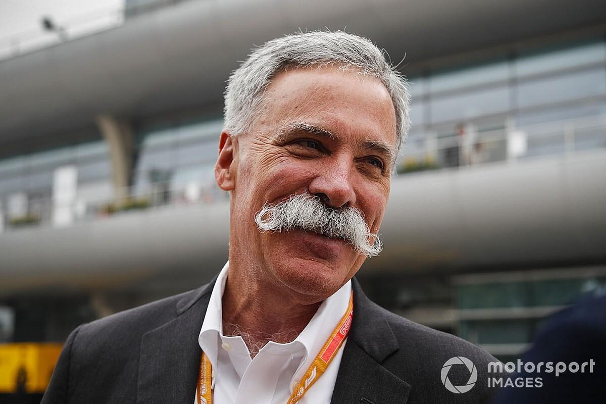 Президент Бразилии заявил о 99% вероятности Гран При в Рио в 2021 году. Кэри его поправил