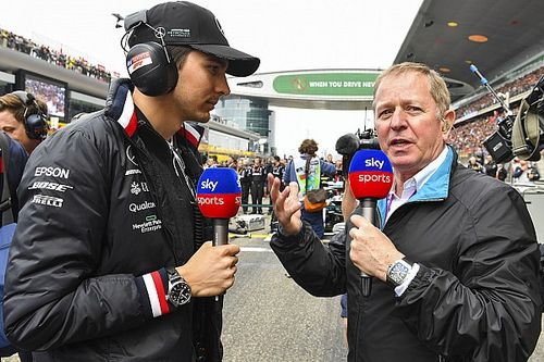 Racing Life after F1: Martin Brundle