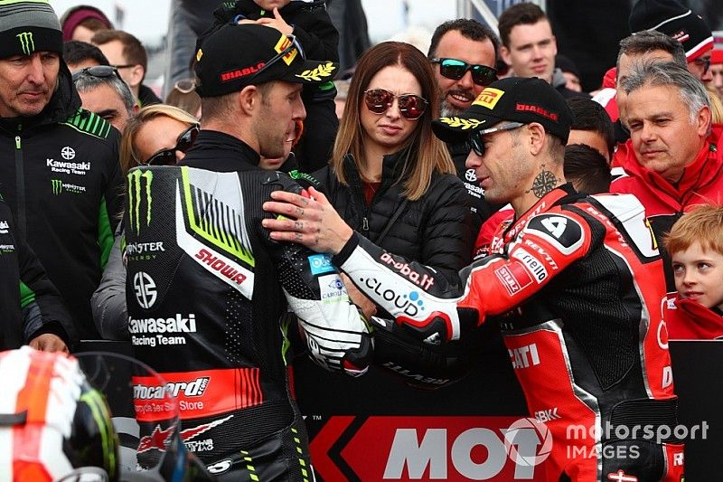 """Bautista's dominance a """"disaster"""" for WSBK - Rea"""
