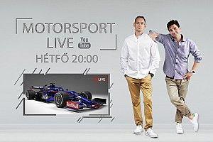 ÉLŐ F1-ES MŰSOR: Itt az új Toro Rosso és a Williams, jönnek a többiek (LIVE)