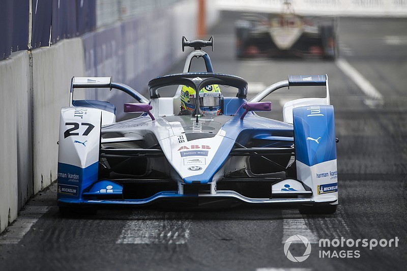 "BMW's Sims in ""disbelief"" over run of Formula E setbacks"