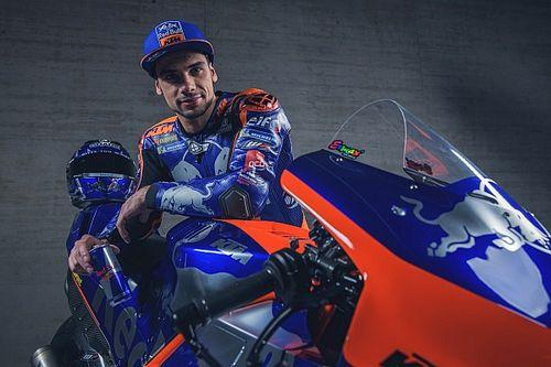 RESMI: KTM perpanjang kontrak Oliveira