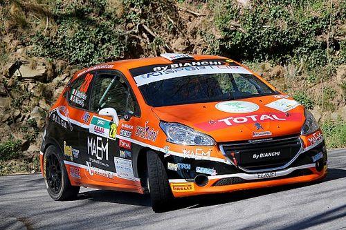 Sanremo, Peugeot 208 Competition TOP: Nicelli concede il bis davanti a Cogni!