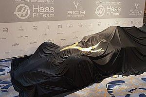 LIVE - Vivez en direct vidéo la présentation Haas F1 2019