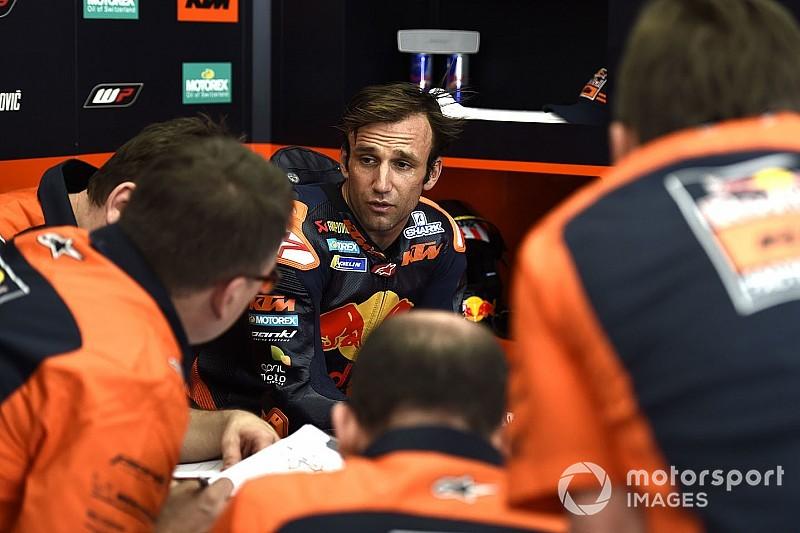 """Zarco : """"Rester raisonnable, la KTM n'est pas encore prête à gagner"""""""