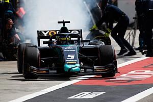 Ghiotto passa Sette Câmara a duas voltas do fim e vence no Bahrein na F2