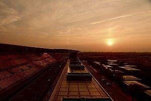Çin GP: 1. antrenman seansı yorumları