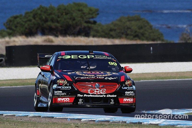 Phillip Island Supercars: De Pasquale tops first practice