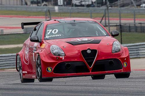 Una Alfa Romeo è pronta per debuttare in TCR Scandinavia con Louise Frost