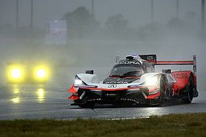 "Rossi: Acura ""absolutely"" could have won in the dry"