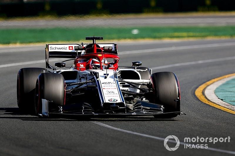 Alfa Romeo: Raikkonen primo degli