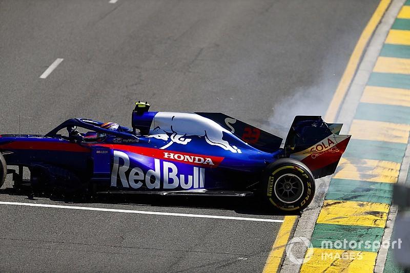 Galería: el primer día del curso 2019 de F1