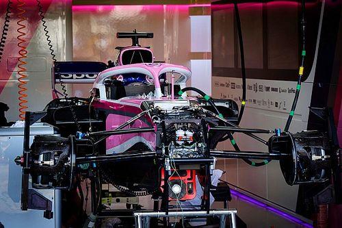 Технический анализ: что изменилось у Racing Point после предсезонных тестов