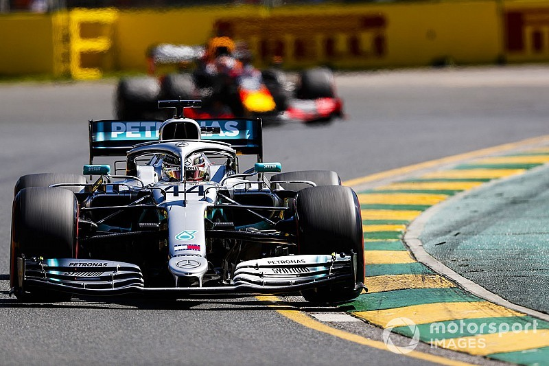 Hamilton : N'oublions pas les Red Bull !