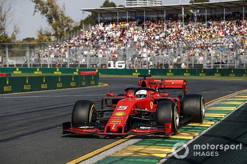 Ferrari niega haber tenido problemas de refrigeración en Australia