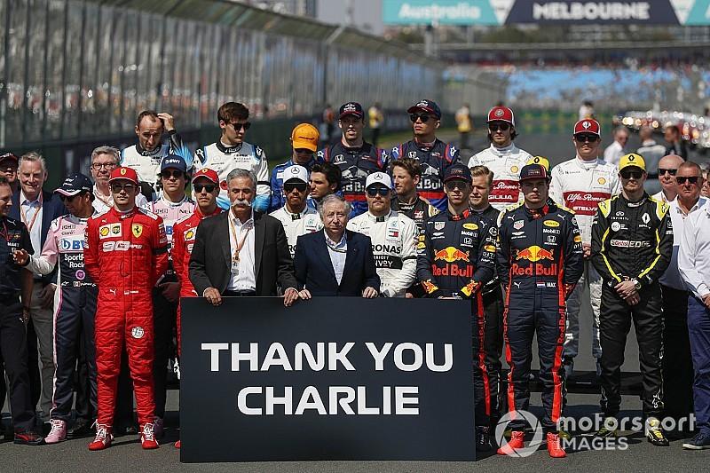 Photos - La course du Grand Prix d'Australie 2019