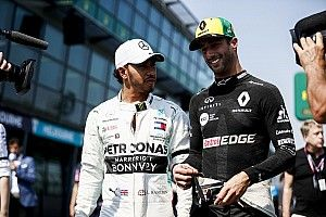 Ricciardo az egyik legjobbnak tartja magát, aki képes lenne Hamilton ellen címet szerezni