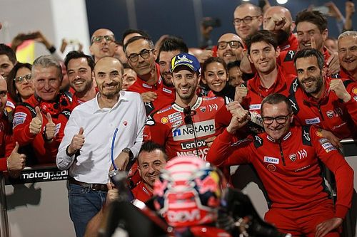 Ducati tem vitória de Dovizioso confirmada após protestos na MotoGP