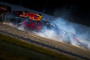 """Honda motorunu """"rokete"""" benzeten Red Bull: Mercedes şu anda gerimizde"""