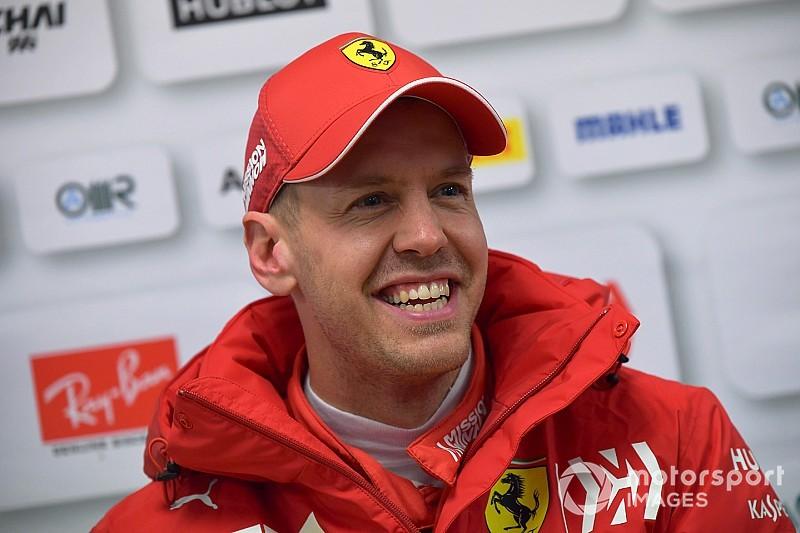 """Vettel promuove la Ferrari: """"Il debutto della SF90 è vicino alla perfezione"""""""