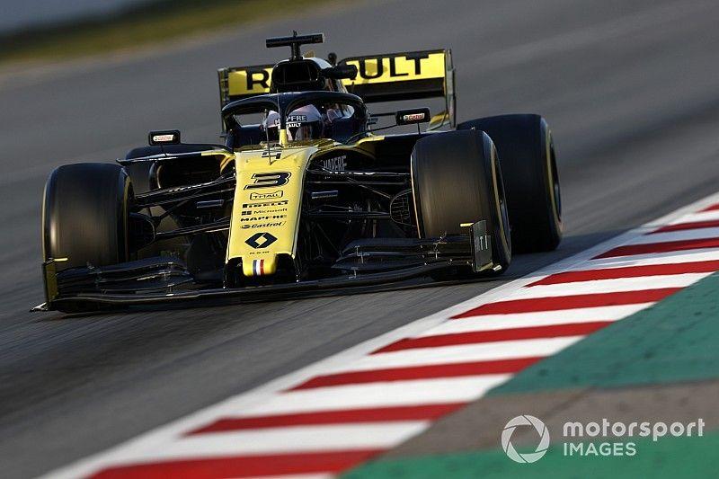 Ricciardo promete aún más adelantamientos en 2019