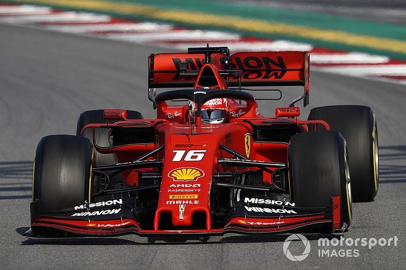 Barcelone, J7 - Leclerc et Ferrari font parler la poudre