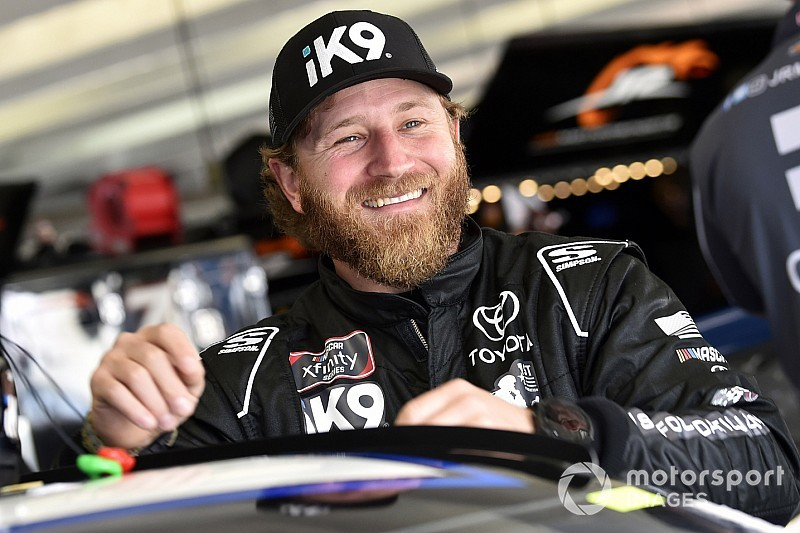 "XCI Racing debuts at Texas with ""confident"" Jeffrey Earnhardt"