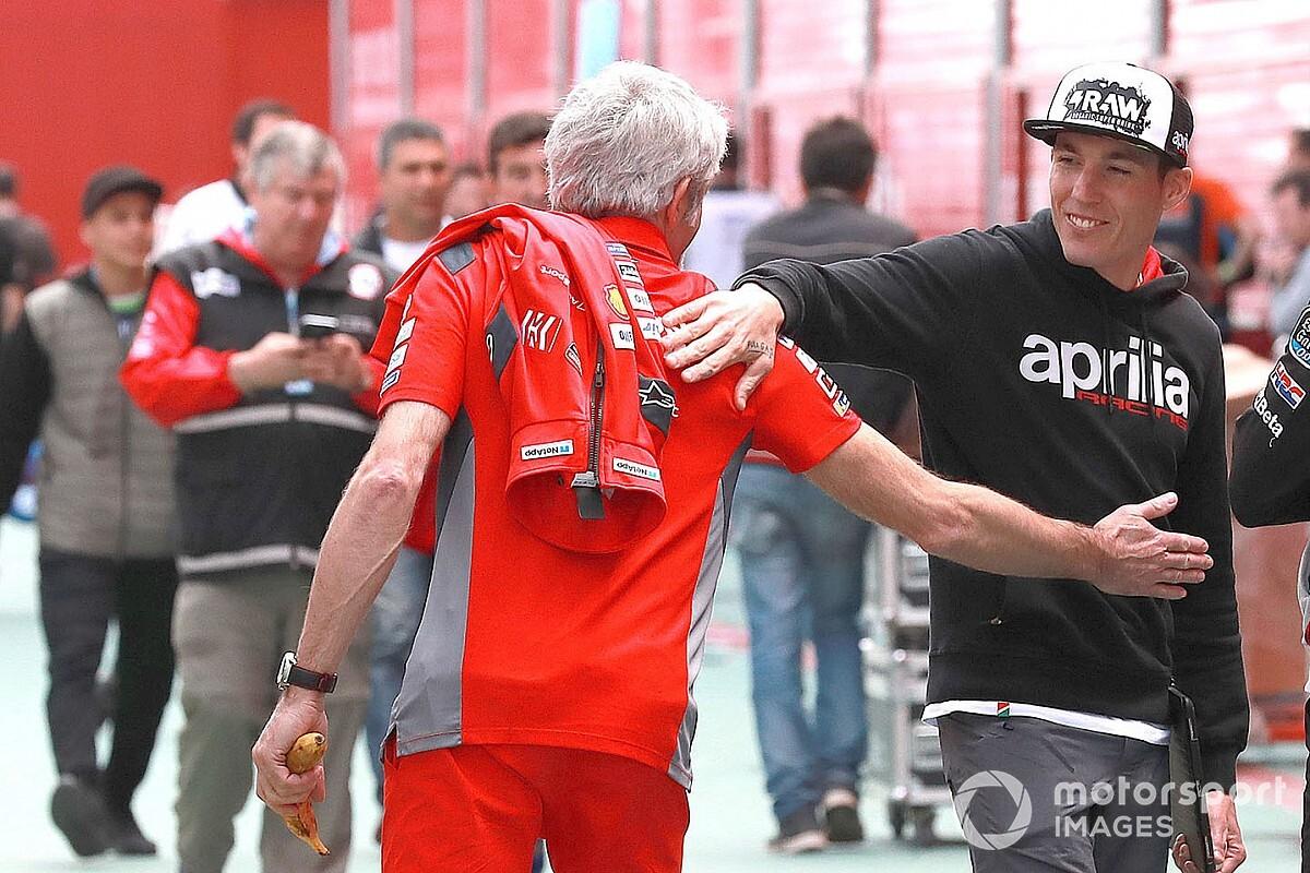 Espargaró desvela lo cerca que estuvo de sustituir a Dovizioso en Ducati