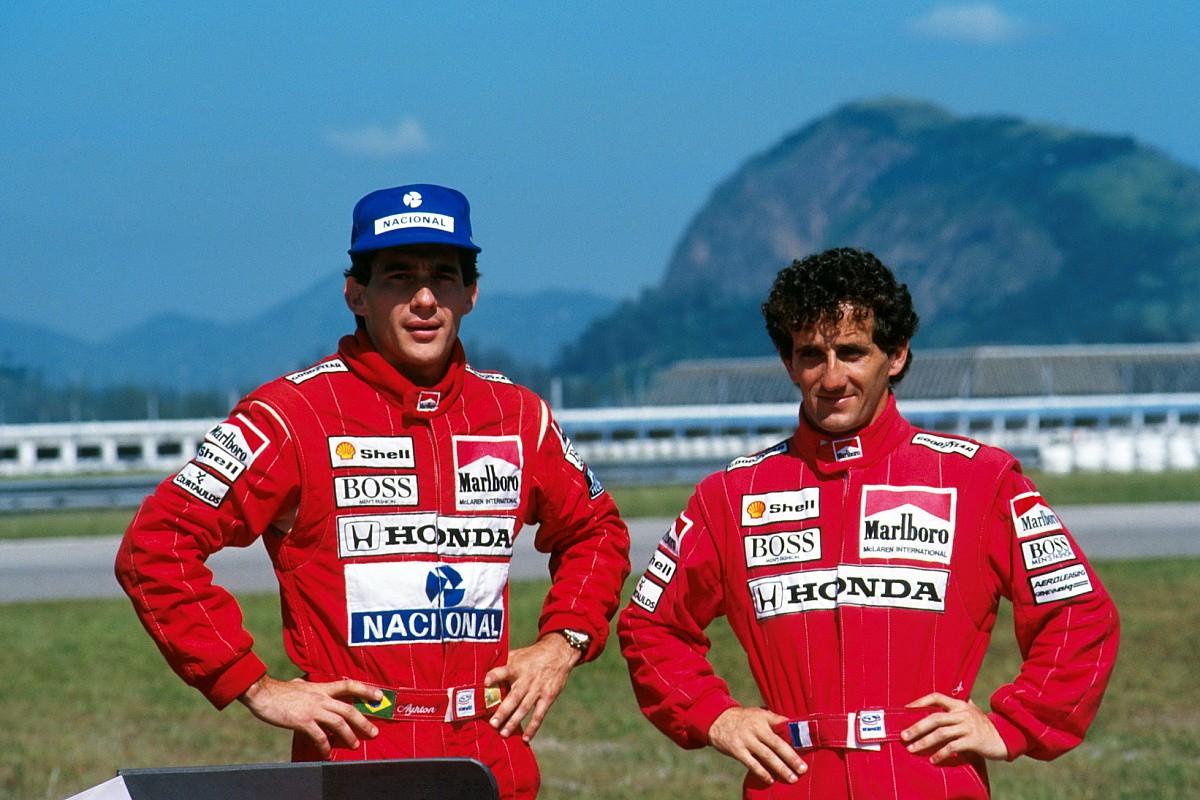 伝説のドライバーを振り返る特別番組『Legend of F1』がDAZNで配信中