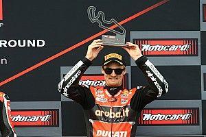 """Davies torna sul podio: """"Sentivo di poter fare una buona gara e la prestazione è stata solida"""""""