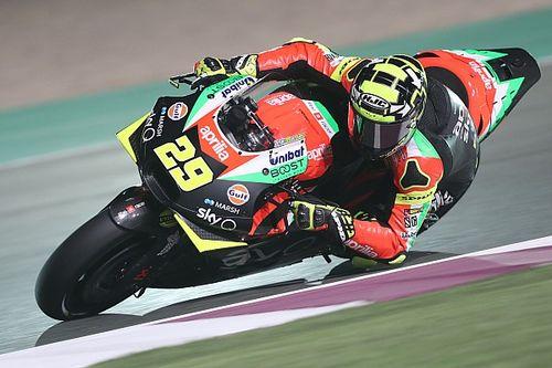 Iannone: Aprilia, motosikletinden tam performans alamıyor