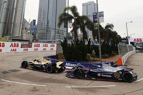 Берд одержал победу в Гонконге после столкновения с Лоттерером незадолго до финиша