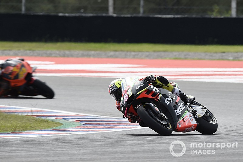 Acceleration is Aprilia's last big weakness - Espargaro
