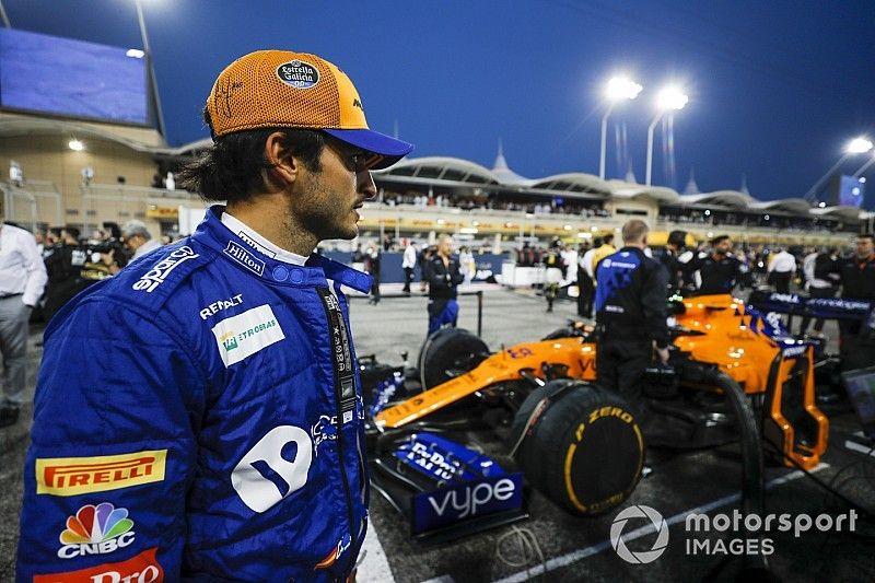 """Sainz: """"Si no logro un podio, no es por mi culpa"""""""