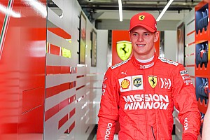 "Ferrari: Schumacher Jr's approach ""very similar"" to Michael"