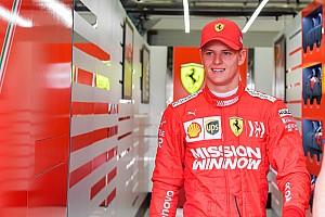 Ferrari : Mick Schumacher ressemble à Michael par son approche
