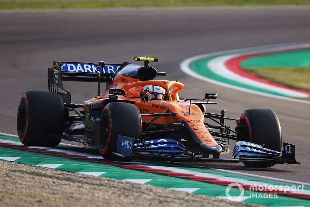 "Norris: Imola start ""best opportunity"" to progress"