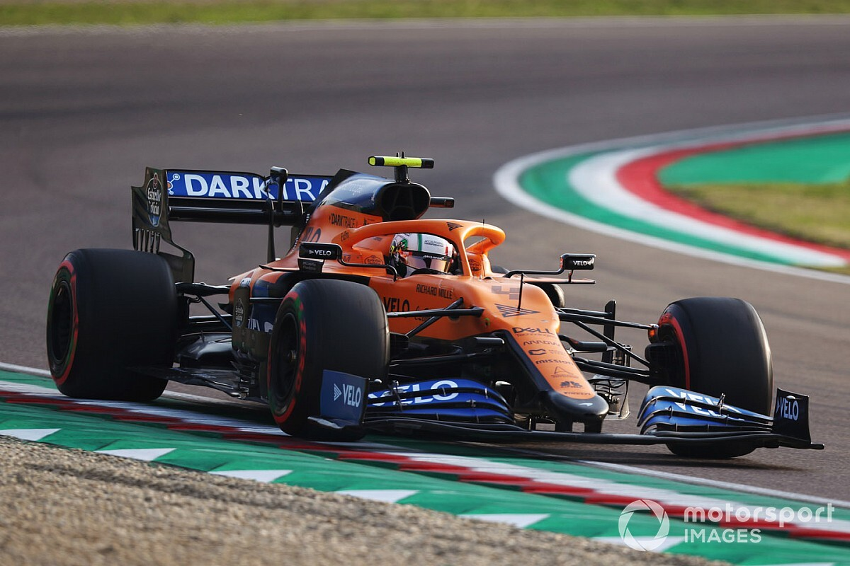 "Norris: Imola start ""best opportunity"" to progress"