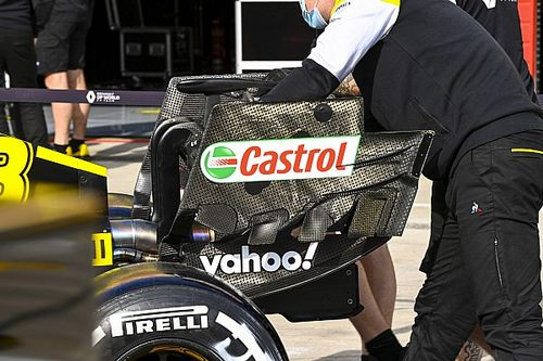 Los detalles técnicos de los F1 para el GP de Emilia Romagna