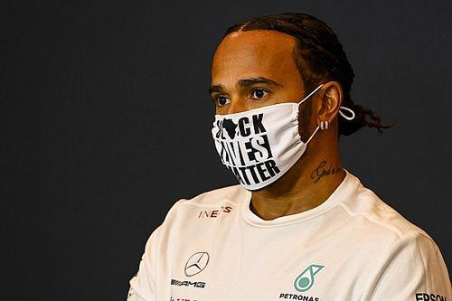 "Hamilton: ""Bravo Bottas. Io ho fatto un giro da schifo"""