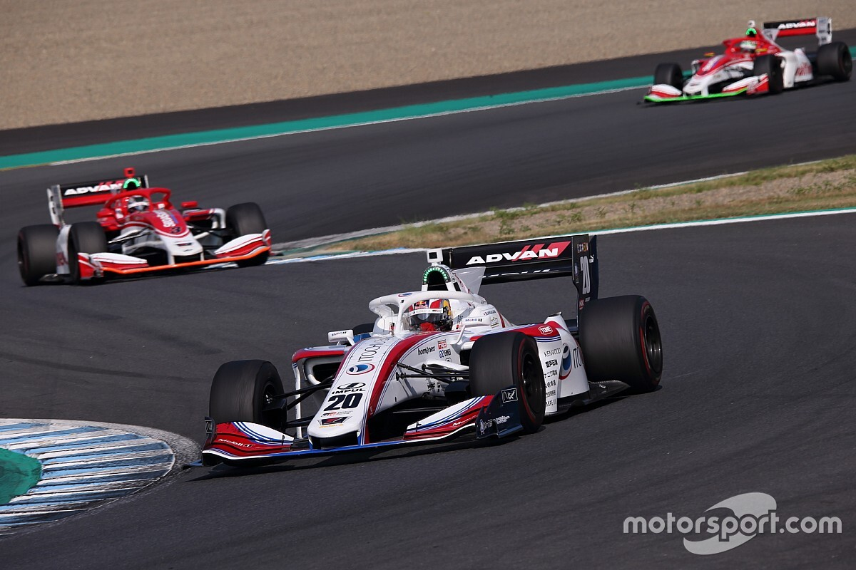 Super Formula drivers admit start dictated Motegi result