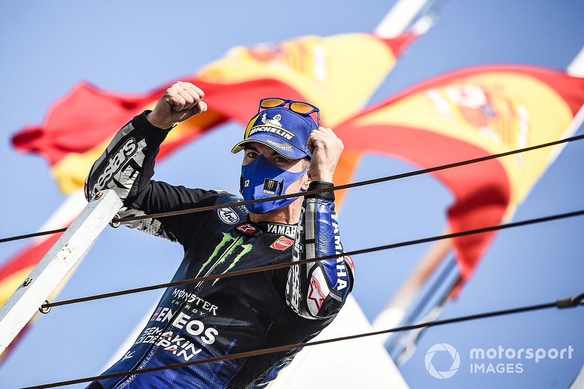 How Vinales went from 'kitty' to MotoGP 'beast' at Misano