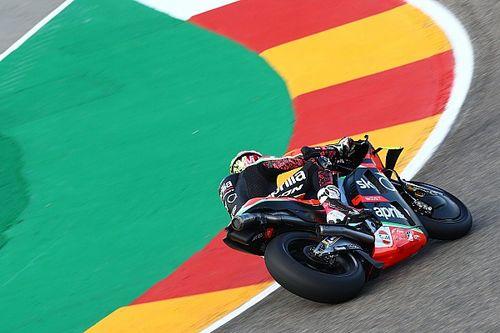 Büntetés, változik a MotoGP rajtrácsa