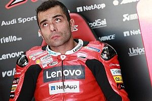 """Petrucci: """"Stavolta avevo una gran voglia di fare i test a Jerez"""""""