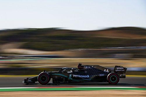 Хэмилтон завоевал первый в истории Ф1 поул в Портимане