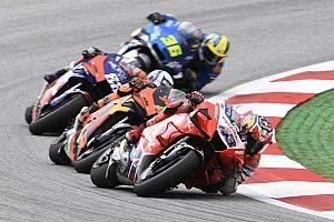 """""""Han bajado a Mir injustamente del podio"""", denuncia Suzuki"""