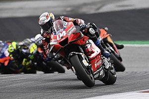 Dovizioso: Ducati 'niet constant genoeg' voor MotoGP-titelstrijd