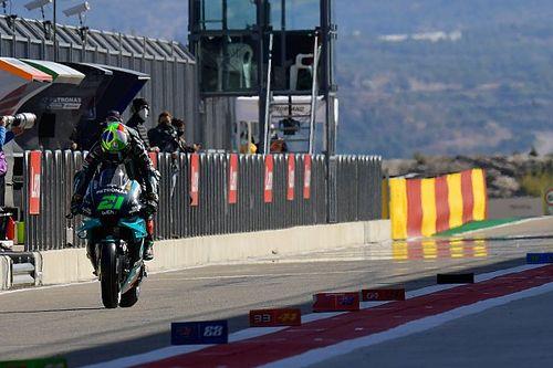 Volledige uitslag derde training MotoGP GP van Aragon