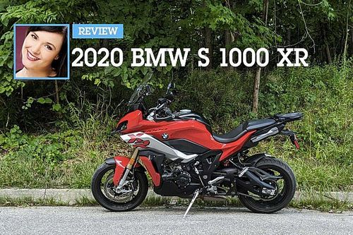 Review: 2020 BMW S 1000 XR