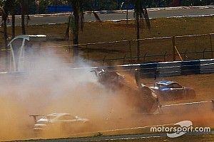 Campeonato Sprint da Porsche revê Goiânia após cinco anos e acidente assustador de Piquet